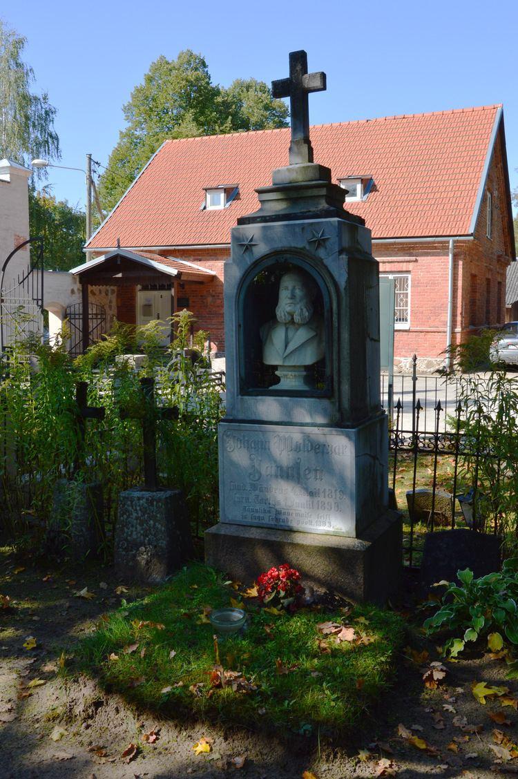 Johann Voldemar Jannsen Johann Voldemar Jannsen Vikipeedia vaba entsklopeedia