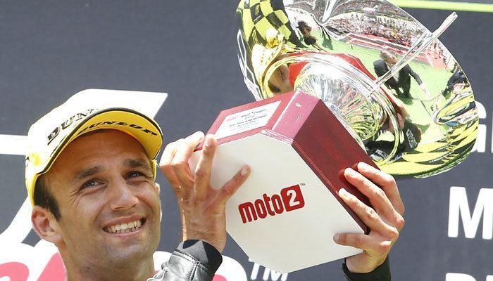 Johann Zarco Johann Zarco claims Catalunya Moto2 win Zee News