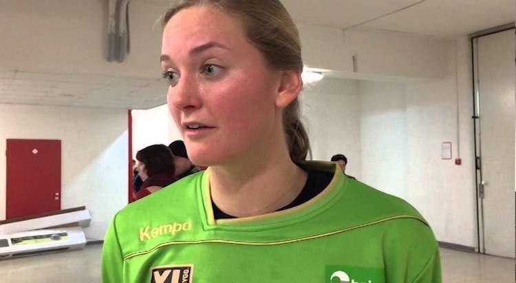 Johanna Bundsen Johanna Bundsen hyllas efter Sveriges seger mot Polen YouTube
