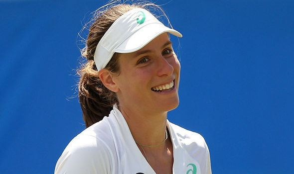 Johanna Konta Johanna Konta says Eastbourne can be a springboard for