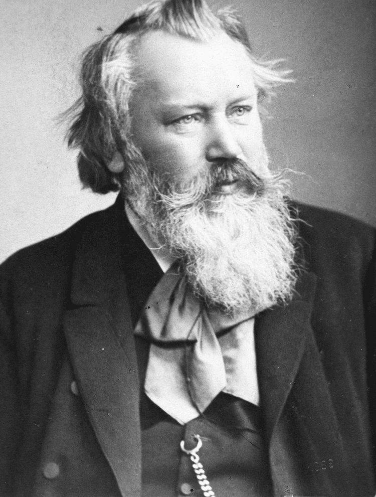 Johannes Brahms Part Three JOHANNES BRAHMS News from the Flagstaff