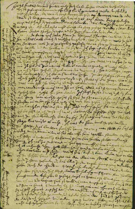 Johannes Junius Kommende Veranstaltungen Der Brief des Johannes Junius