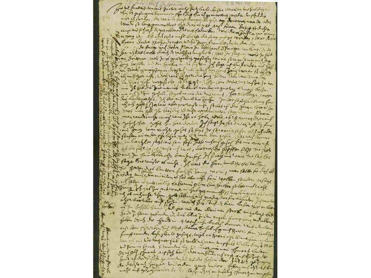 Johannes Junius johannesjuniusbriefdocjpg