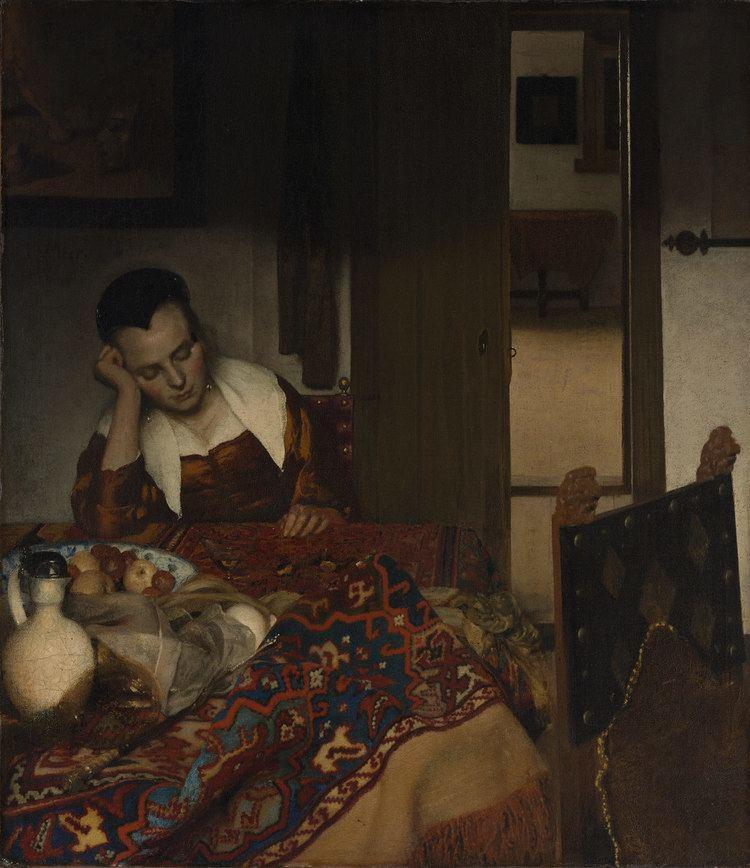 Johannes Vermeer wwwmetmuseumorgtoahimagesh2h21440611jpg
