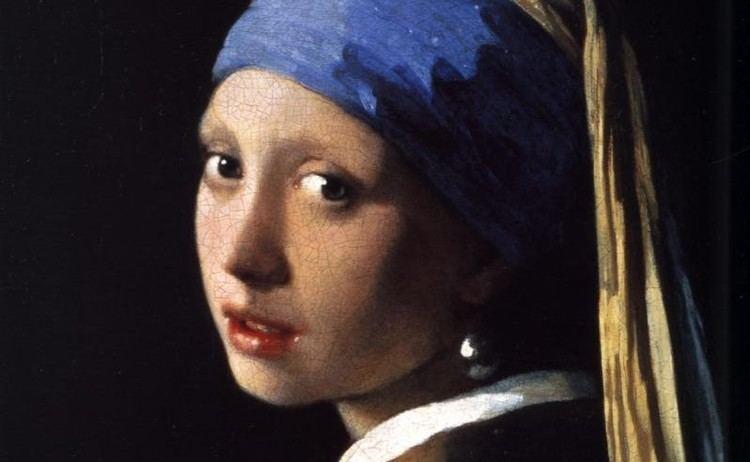 Johannes Vermeer Girl with a Pearl Earring by Johannes Vermeer galleryIntell