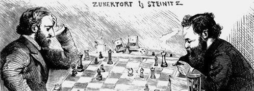 Johannes Zukertort Frank Mayer Un recuerdo a Johannes Hermann Zukertort Ajedrez