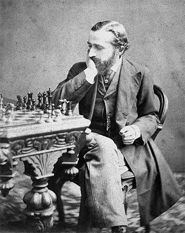 Johannes Zukertort Johannes Hermann Zukertort chess games and profile