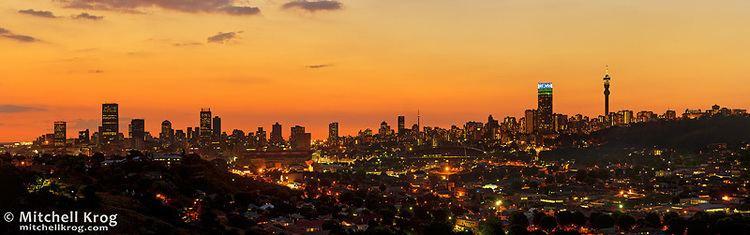 Johannesburg Beautiful Landscapes of Johannesburg