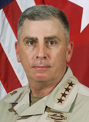John Abizaid Stanford welcomes back retired Army general political scientist