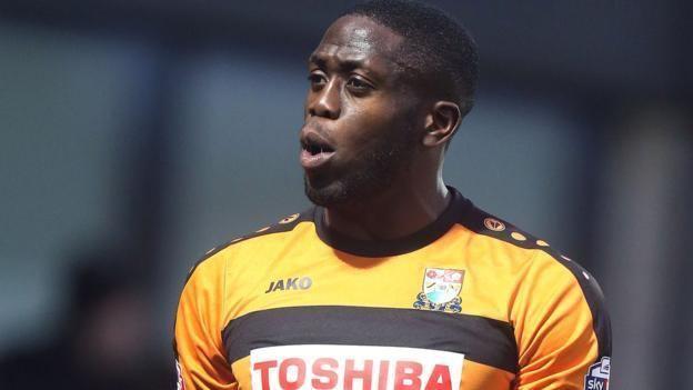 John Akinde John Akinde Barnet striker signs new contract until 2019 BBC Sport