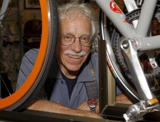 John Allis G Force Renown cyclist John Allis is still enjoying the ride The