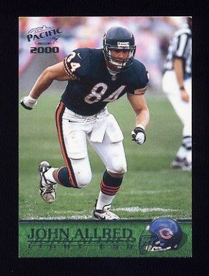 John Allred (American football) John Allred Former NFL Chicago Bears Player And Current Triton Coach