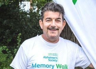 John Altman (actor) CharityWork