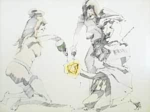 John Altoon John Altoon Paintings and Works on Paper 19631968 The