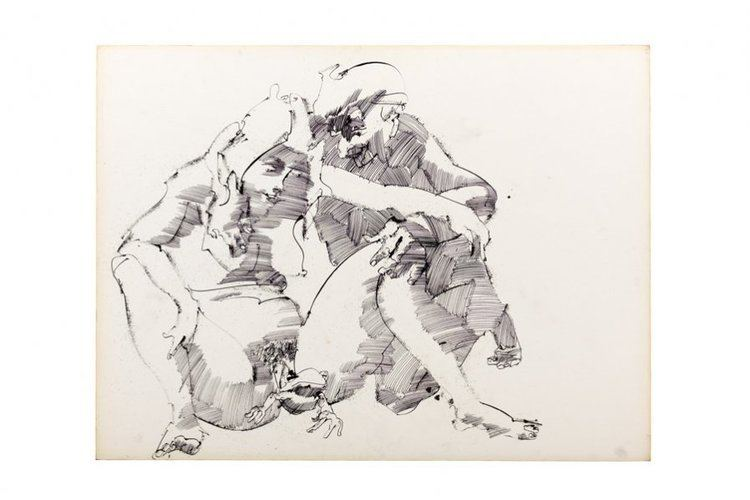 John Altoon The BOX Gallery