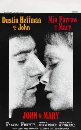 John and Mary (film) John and Mary Movie Posters From Movie Poster Shop