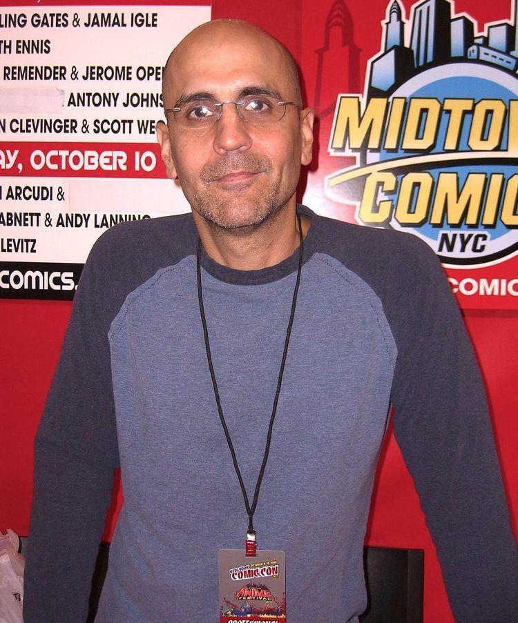 John Arcudi