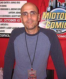 John Arcudi httpsuploadwikimediaorgwikipediacommonsthu