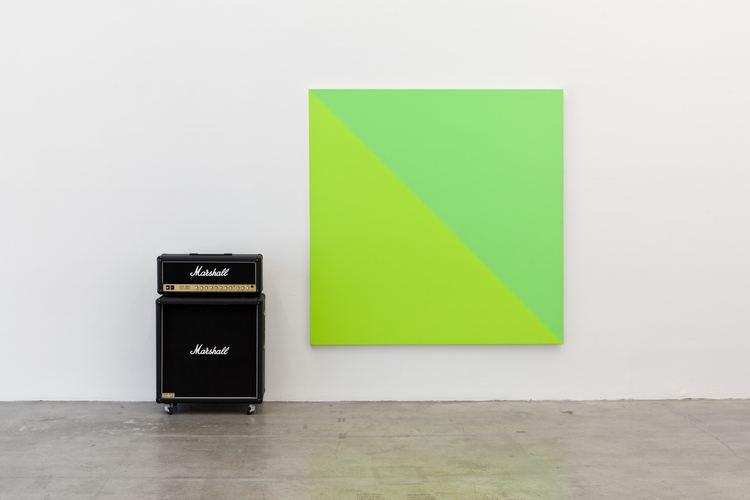 John Armleder John Armleder at Swiss Institute Contemporary Art Daily