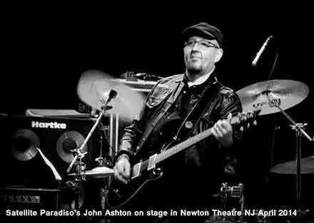 John Ashton (musician) Welcome to Daves On Tour