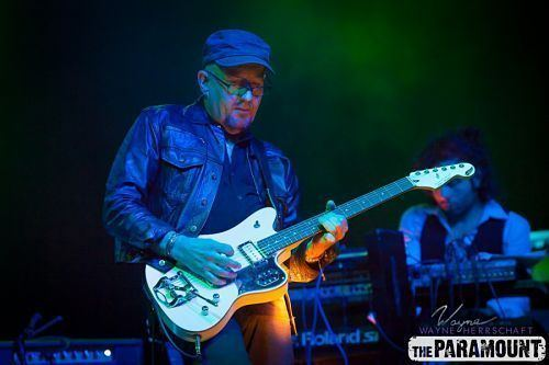 John Ashton (musician) John Ashtons Satellite Paradiso The Boys Are Back in Town Again
