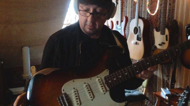 John Ashton (musician) John Ashton Psychedelic Furs New Album Satellite Paradiso on