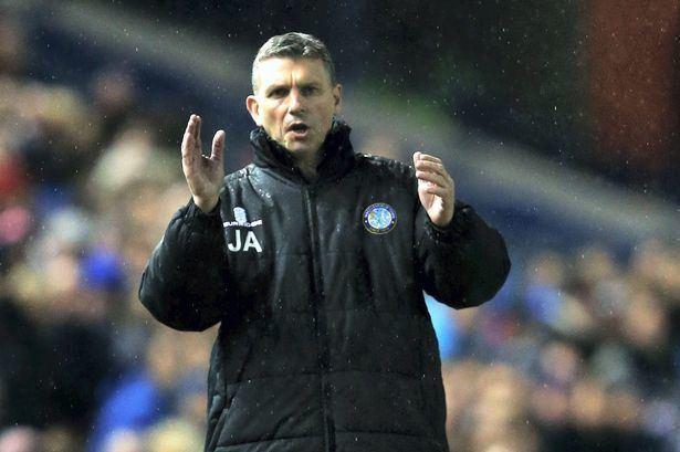 John Askey Macclesfield Town boss John Askey calls for show of faith