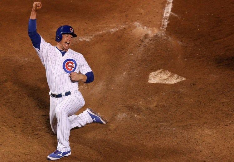 John Baker (baseball) Jason Parks John Baker Promoted as Cubs Announce Baseball Ops