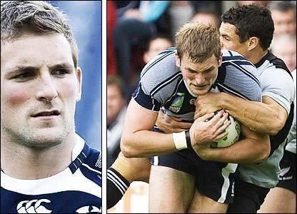 John Barclay (rugby union) BBC SPORT Rugby Union Six Nations Young Guns John