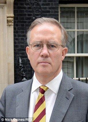 John Baron (politician) Tory MP John Baron ignores David Cameron to vote NO to Syria