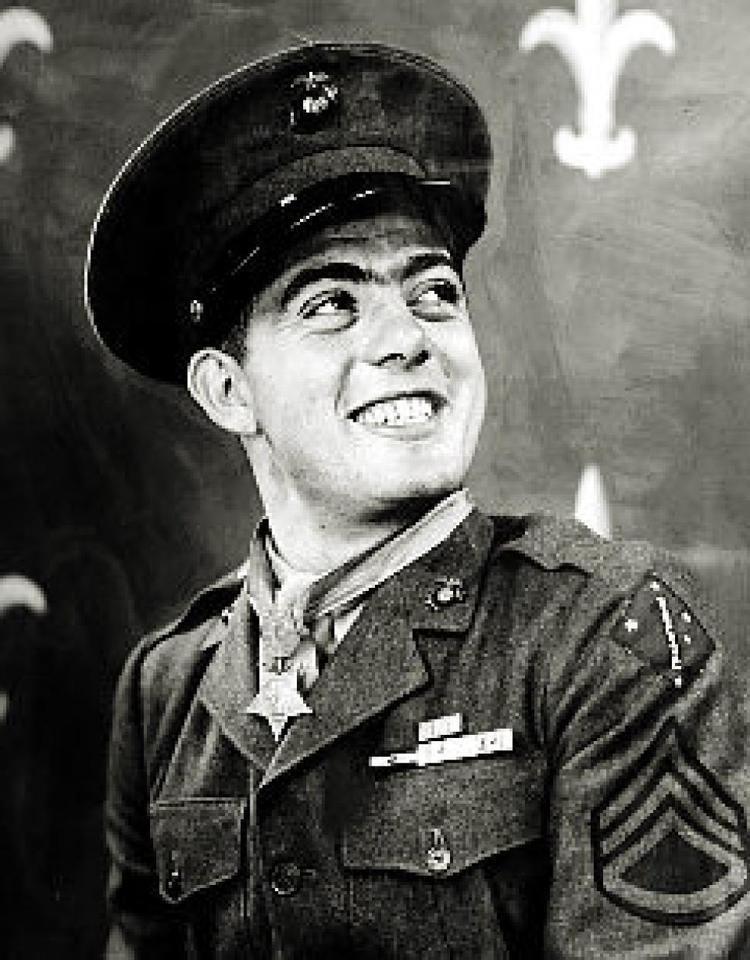John Basilone WWII hero39s neice films documentary of his legacy NY