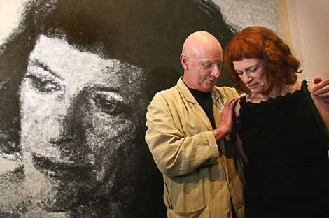 John Beard (artist) A very big head takes the Archibald Prize Arts