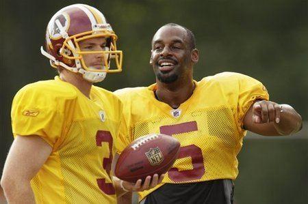 John Beck (gridiron football) John Beck Redskins Quarterback Of The Future SB Nation DC
