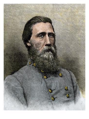 John Bell Hood Confederate General John Bell Hood Giclee Print at
