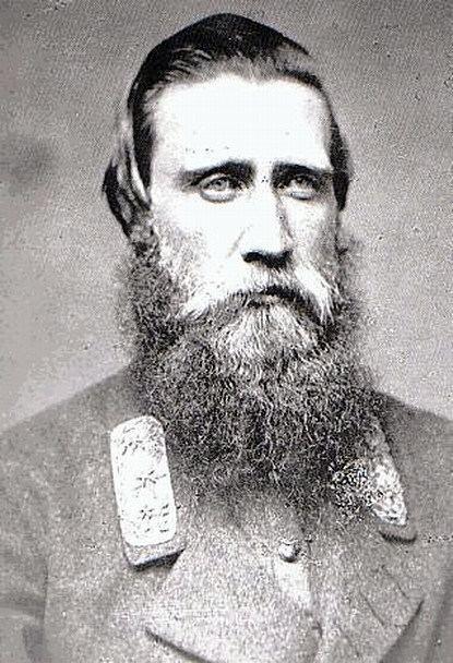 John Bell Hood John Bell Hood Eminent Confederate The Late