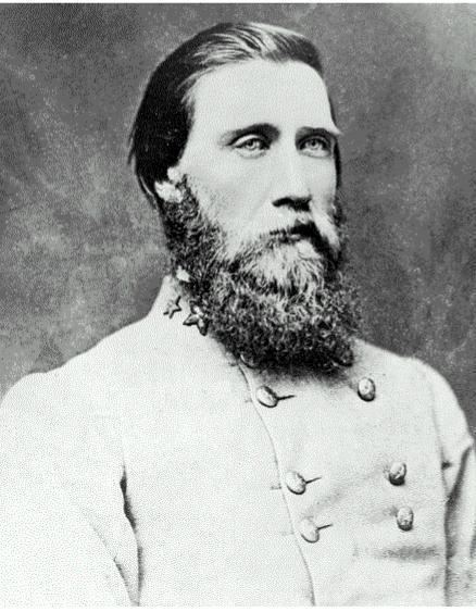 John Bell Hood Post named for Confederate general commander of the Texas