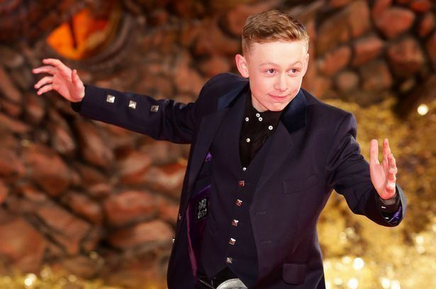 John Bell (Scottish actor) Scots star of The Hobbit says success won39t go to his head