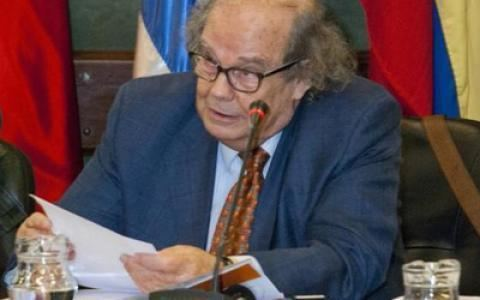John Biehl OEA designa al diplomtico chileno John Biehl Del Ro