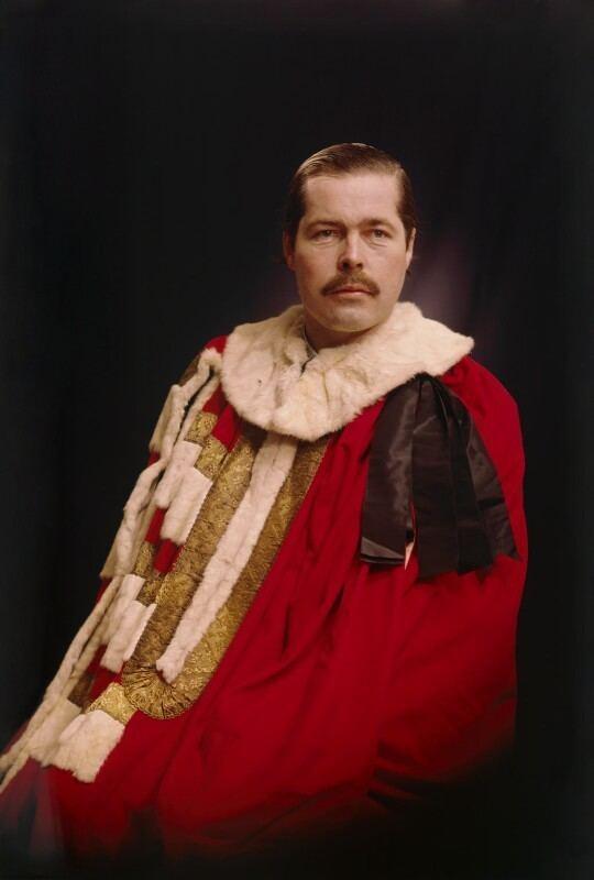 John Bingham, 7th Earl of Lucan NPG x171589 Richard John Bingham 7th Earl of Lucan