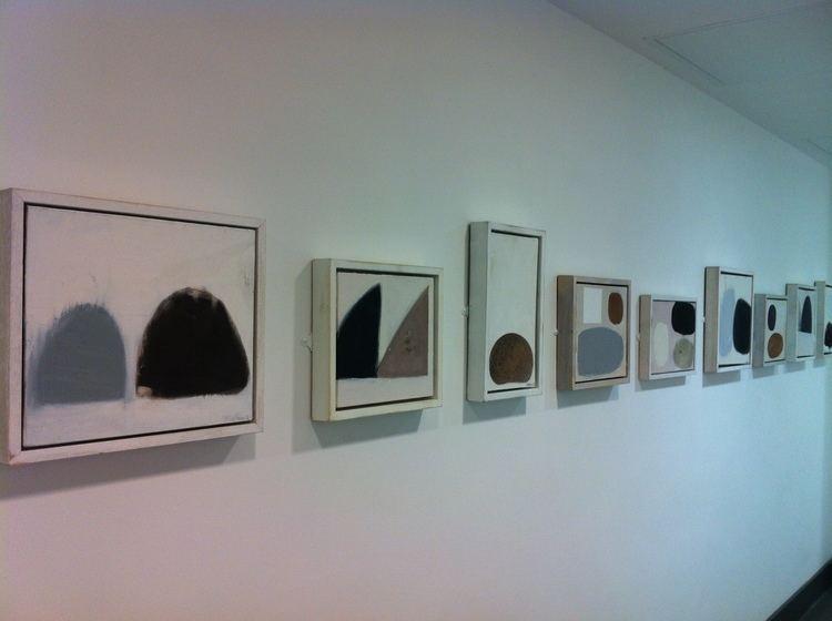 John Blackburn (artist) John Blackburn And God Cryed Studio 3 Gallery University of Kent