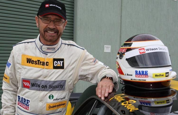John Bowe (racing driver) John Bowe inducted into V8 Hall of Fame Speedcafe