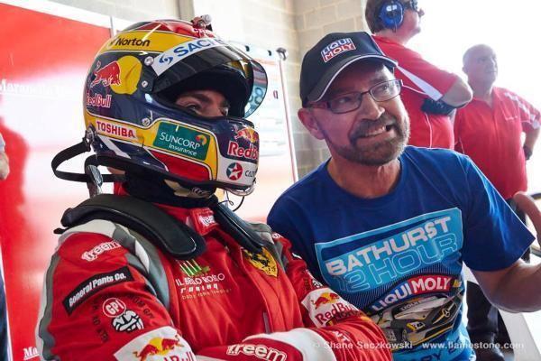 John Bowe (racing driver) John Bowe Back for 2014 V8 Supercars