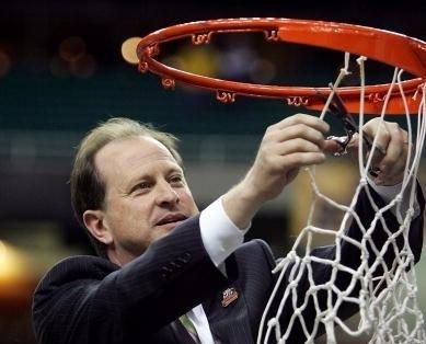 John Brady (basketball) Former LSU basketball coach John Brady announces