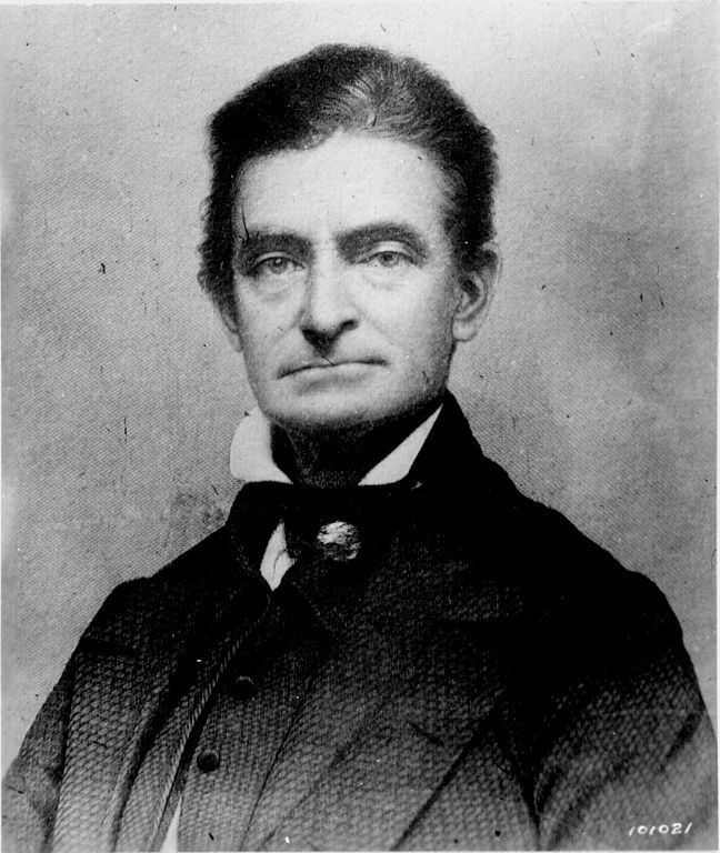 John Brown (abolitionist) john brown Today in Labor History