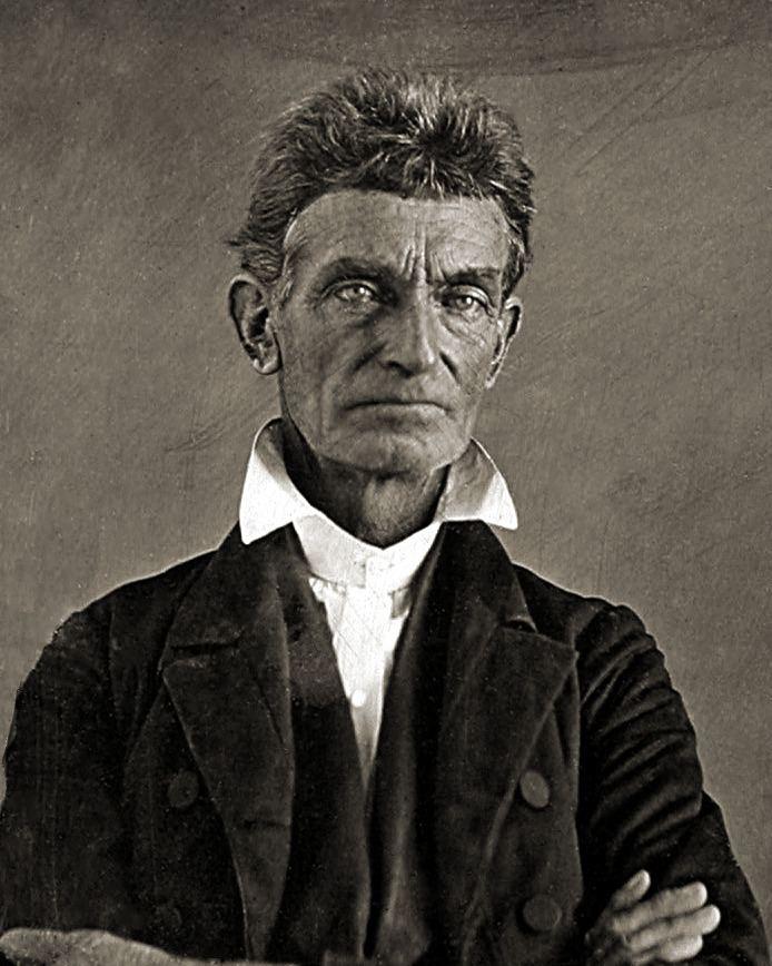John Brown (abolitionist) John Brown abolitionist Wikipedia the free encyclopedia
