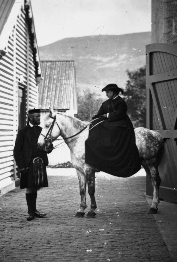 John Brown (servant) Biography suggests Queen Victoria married Scottish servant