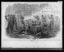 John Brown's raid on Harpers Ferry John Brown39s raid on Harpers Ferry Wikipedia