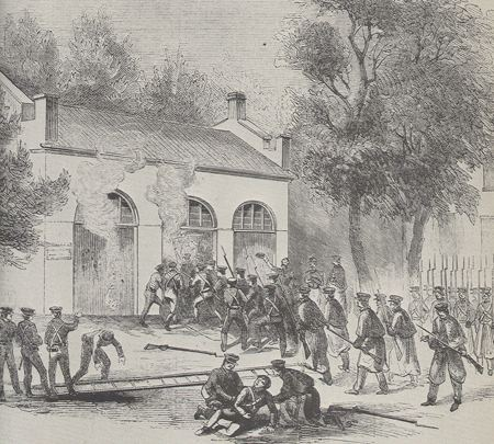 John Brown's raid on Harpers Ferry Harpers Ferry Raid 1859 The Black Past Remembered and Reclaimed