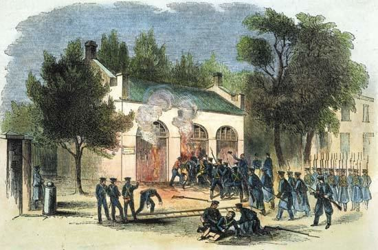 John Brown's raid on Harpers Ferry The Significance of John Brown39s Raid