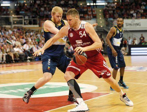 John Bryant (basketball) FC Bayern Basketball John Bryant Der Speck ist weg